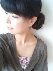 彩羽真矢 公式ブログ/花柄怖くない! 画像2