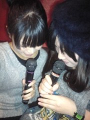 彩羽真矢 公式ブログ/初カラオケ2012 画像2