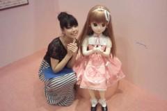 彩羽真矢 公式ブログ/ええなぁ@リカちゃん展 画像2
