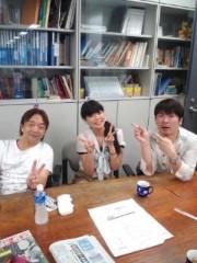 彩羽真矢 公式ブログ/今週は桂三度さん(元世界のナベアツさん)! 画像1