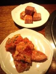 彩羽真矢 公式ブログ/焼き肉! 画像2