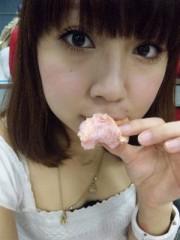 白井蛍 公式ブログ/桜クリームパン 画像1