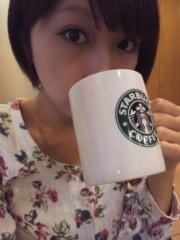 白井蛍 公式ブログ/豆乳ライトシロップホワイトモカマグカップで。 画像1