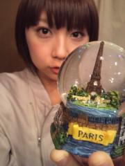 白井蛍 公式ブログ/Paris. 画像1