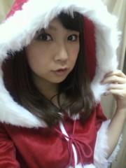 白井蛍 公式ブログ/サンタ風な服装は気にしないで笑 画像1
