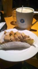 明日香 公式ブログ/ゴハンの前のぉ茶 画像1