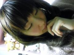 明日香 公式ブログ/大人しく寝る人 画像2