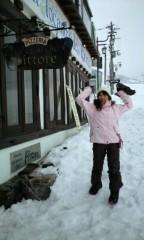 明日香 公式ブログ/スキー合宿の人たちに混じり 画像3