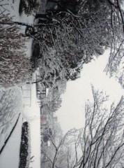 明日香 公式ブログ/今日は雪対策にぺたんこ靴で出陣 画像1
