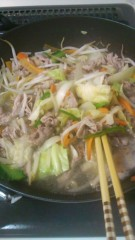 明日香 公式ブログ/夕飯作るでぁります(`∇´ゞ 画像3