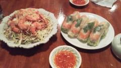 北ともみ 公式ブログ/カンボジア料理 画像1