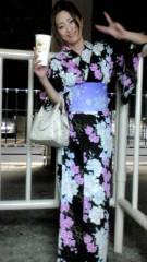 北ともみ 公式ブログ/浴衣 画像1