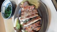北ともみ 公式ブログ/オジサン的夕食 画像1