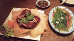北ともみ 公式ブログ/食べ過ぎ( 汗) 画像1