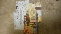 北ともみ 公式ブログ/封筒作りを 画像1