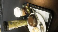 北ともみ 公式ブログ/スタバで夜お茶〓 画像1