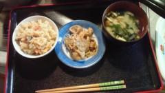佐藤亜美 公式ブログ/昨日の晩御飯 画像1