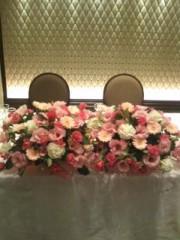 川瀬富美子 公式ブログ/weddingプランナーとして想うこと・・・。 画像1