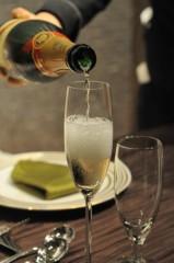 川瀬富美子 公式ブログ/披露宴・・・宴の始まり 乾杯酒♪ 画像1