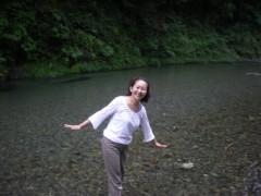 川瀬富美子 公式ブログ/川遊び・・・ 画像3