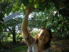 川瀬富美子 公式ブログ/すっきりリフレッシュは 無農薬さくらんぼ 画像3