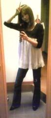 櫻庭智美 公式ブログ/雨女 :-P 画像1