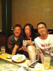 ANCHANG(SEX MACHINEGUNS) 公式ブログ/東京に 画像2