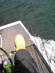 ANCHANG(SEX MACHINEGUNS) 公式ブログ/釣りに 画像1