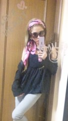 中川紗耶加 公式ブログ/私服☆スカーフ 画像2