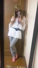 中川紗耶加 公式ブログ/私服☆レースワンピ 画像1