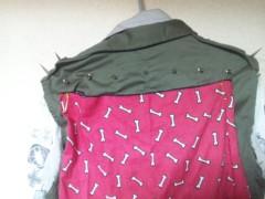 小谷昌太郎 公式ブログ/リメイクブログ〜ミリタリージャケットに春のかほりほそへて〜 画像3