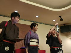足立学 公式ブログ/祝!5周年 RAKUGO BAR @shinagawa 絵芙 画像2