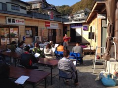 足立学 公式ブログ/遅ればせながらご報告。11月16日、宮城県女川町にて落語。 画像2