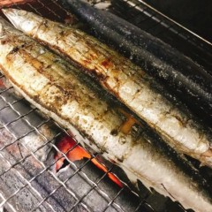 足立学 公式ブログ/敬老会と秋刀魚。 画像1