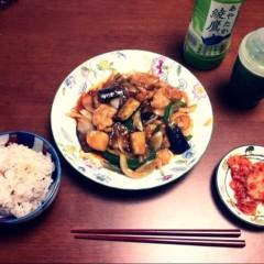 高部清菜 公式ブログ/ご飯♡ 画像1