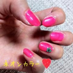 高部清菜 プライベート画像/nail (no title)