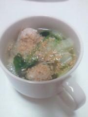 田村晃一 公式ブログ/今日は料理の日 画像1