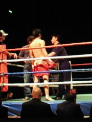 田村晃一 公式ブログ/キックボクシング大会 画像1