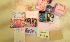Dream 公式ブログ/ありがとう Erie 画像2