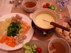 宇宿真紀子 公式ブログ/今日のお夕食… 画像1