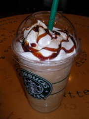 宇宿真紀子 公式ブログ/Starbucks のフラペチーノ☆ 画像1