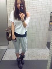 中村アン 公式ブログ/曇りな今日 画像1