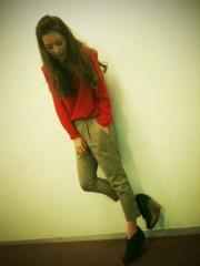 中村アン 公式ブログ/きのう 画像1
