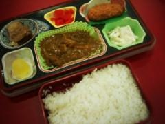 中村アン 公式ブログ/お弁当に 画像1