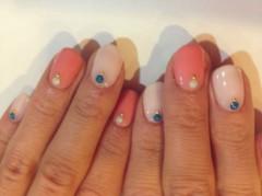 中村アン 公式ブログ/new nail♪ 画像1