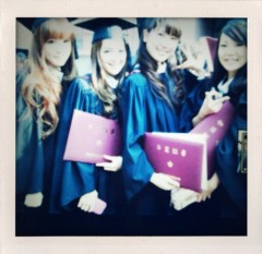 中村アン 公式ブログ/卒業式� 画像1