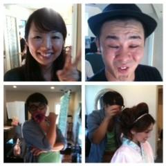 中村アン 公式ブログ/二日目 画像1