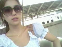 中村アン 公式ブログ/猛暑?! 画像1
