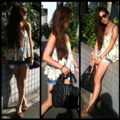 中村アン 公式ブログ/i love fashion 画像3