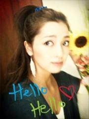 中村アン 公式ブログ/ひまわり 画像1